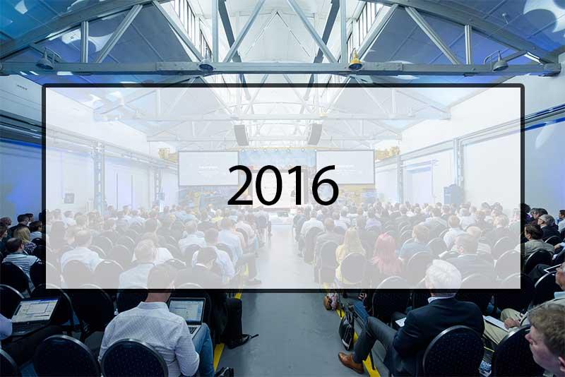 Industry 4.0 in Practice 2016