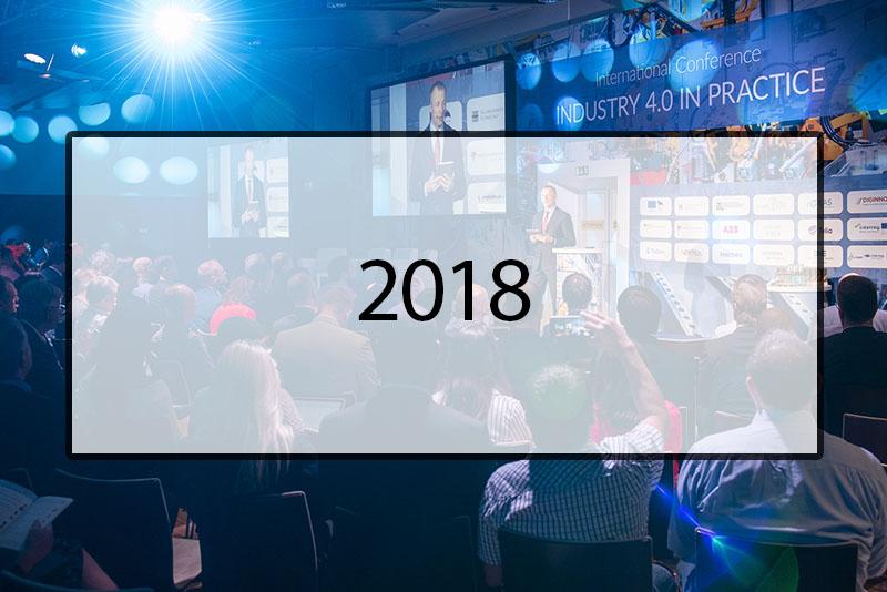 Industry 4.0 in Practice 2018