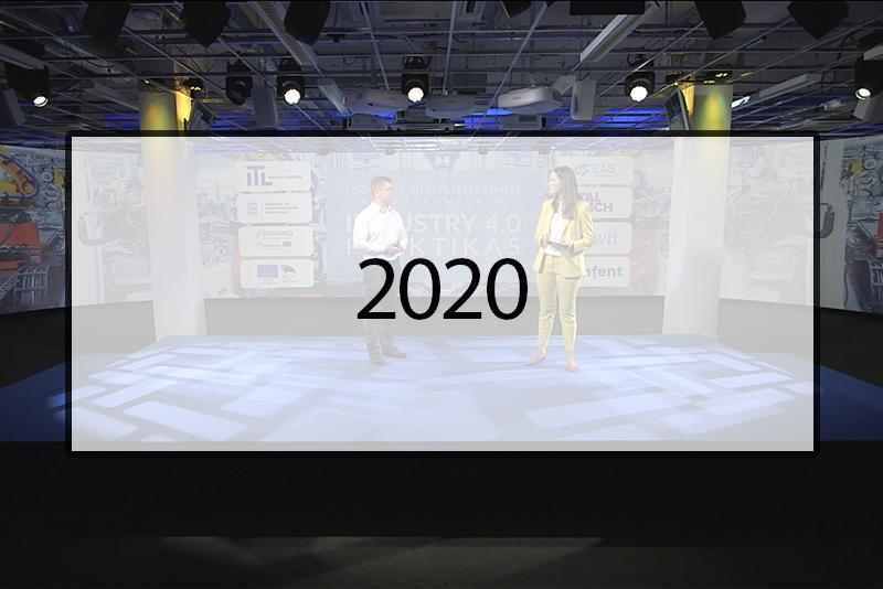 Industry 4.0 in Practice 2020